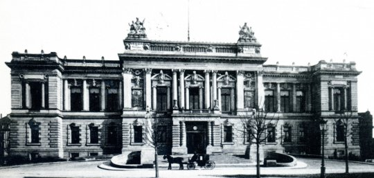 FERMETURE TEMPORAIRE  - 1871 & 1911, un héritage à redécouvrir