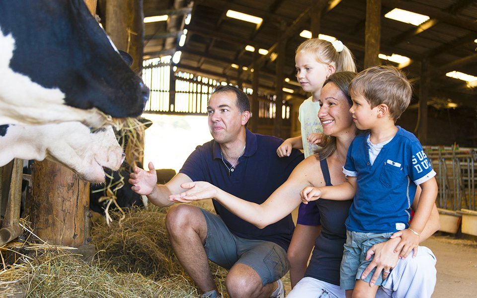 Visites de fermes au Kochersberg | Office de Tourisme du Kochersberg